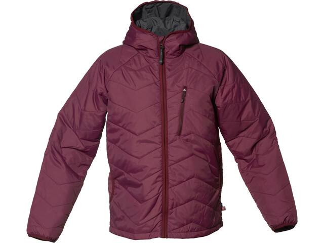 Isbjörn Frost Light Weight Jacket Ungdom bordeaux